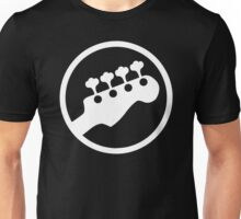 Guitar Head Unisex T-Shirt