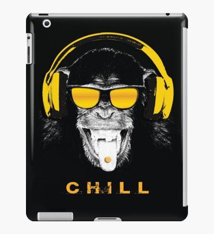 Chill Monkey iPad Case/Skin