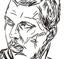Lukas Podolski by ArsenalArtz