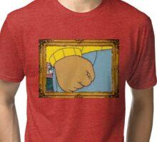 The Arthur Fist Tri-blend T-Shirt