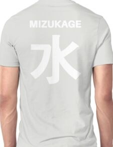 Kage Squad Jersey Mizukage Unisex T-Shirt