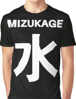 Kage Squad Jersey Mizukage Graphic T-Shirt