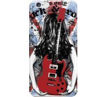 It's Only Rock n' Roll iPhone Case/Skin