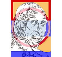 Sol Campbell Photographic Print