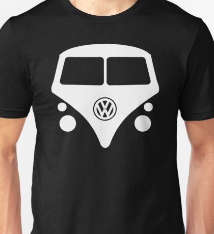 Split Window Kombi parody Unisex T-Shirt