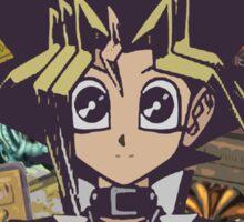 Yugi The Legend  Sticker