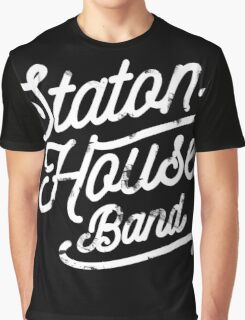 Staton-House Band Graphic T-Shirt