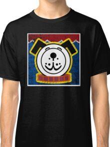 Fisher Price Dog Pop Art Classic T-Shirt