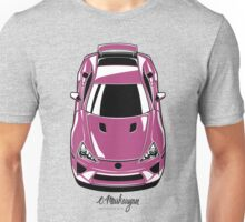 Lexus LFA (purple) Unisex T-Shirt
