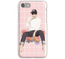 Hongbin- Flower Boy iPhone Case/Skin