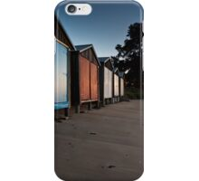 Dixons Beach Boatsheds #2 iPhone Case/Skin