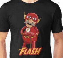 Elderly Superhero Compilation : Mr. Barry Unisex T-Shirt