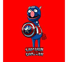 Captain Groover Photographic Print