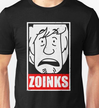 Zoinks ! Unisex T-Shirt