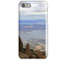 View of Hobart iPhone Case/Skin
