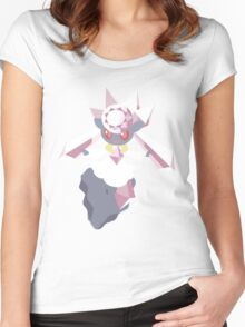 Diancie Women's Fitted Scoop T-Shirt