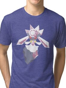 Diancie Tri-blend T-Shirt