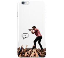 Twenty One Pilots Concert Tyler Joseph iPhone Case/Skin