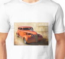 Orange Hot Unisex T-Shirt