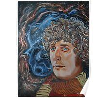 Fourth Doctor (Tom Baker) Poster