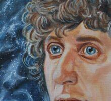 Fourth Doctor (Tom Baker) Sticker