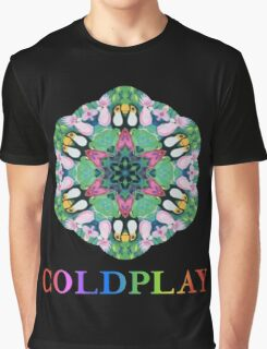 COLDPLAY Graphic T-Shirt
