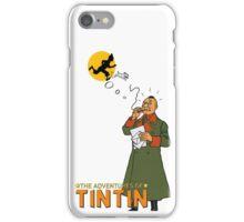 tintin iPhone Case/Skin