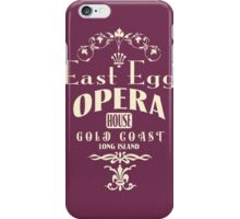 East Egg Opera House iPhone Case/Skin