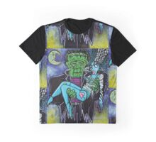 My Monster My Bride Graphic T-Shirt