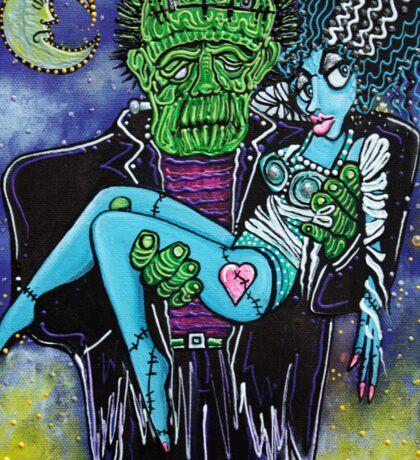 My Monster My Bride Sticker