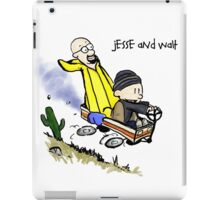 Jesse and Walt iPad Case/Skin