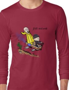 Jesse and Walt Long Sleeve T-Shirt