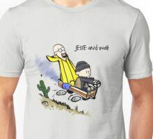 Jesse and Walt Unisex T-Shirt