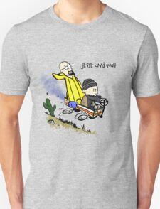 Jesse and Walt Unisex T-Shirt