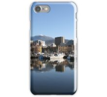 Hobart, Tasmania iPhone Case/Skin