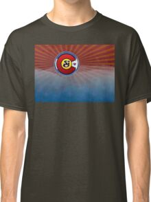 String Cheese Incident Colorado Love Mountain Galaxy Classic T-Shirt