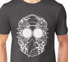 Weird Bird Mask Unisex T-Shirt