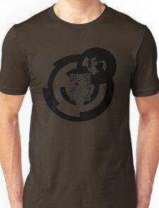 Kaito KID quotes logo Unisex T-Shirt