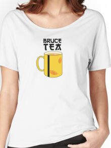 Bruce Tea Women's Relaxed Fit T-Shirt