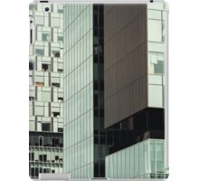 Business Building Windows Abstract Detail iPad Case/Skin