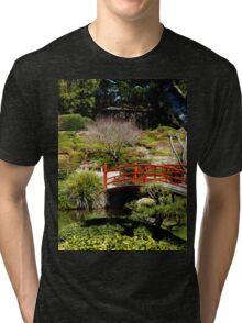 Japanese Gardens Tri-blend T-Shirt
