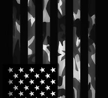 American camouflage by ngdesign81