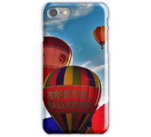 Bristol Balloons iPhone Case/Skin