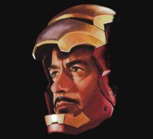 Tony Stark IS Iron Man T-Shirt