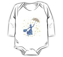magical mary poppins One Piece - Long Sleeve