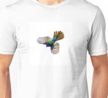 Jewelled Bird Unisex T-Shirt