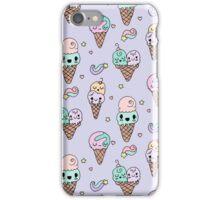 CUTE ICE ICE CREAM iPhone Case/Skin