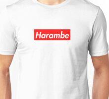 Harambe x Supreme Unisex T-Shirt