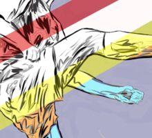 Dennis Bergkamp Sticker