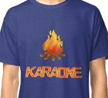 Campfire Karaoke T-Shirt Classic T-Shirt